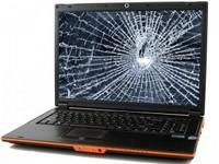 Замена экранов на ноутбуках